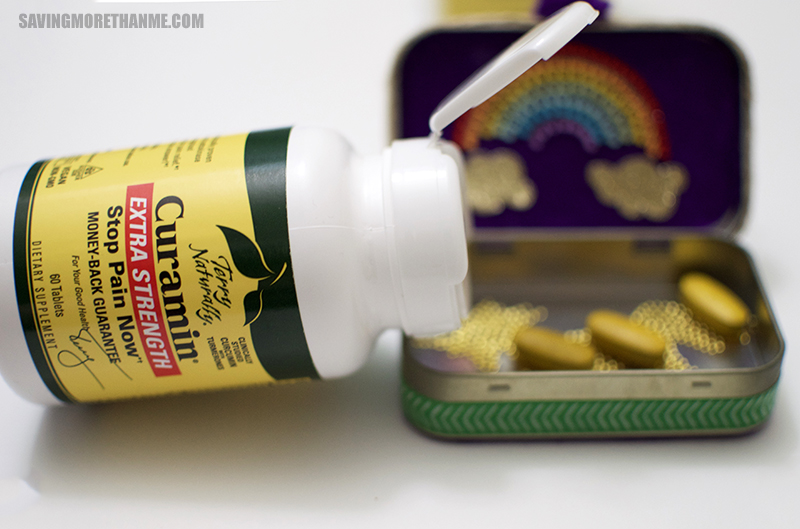 5 Tips To Help Combat Chronic Pain + Make A Magical Unicorn Pill Container #StopPainNow #ad