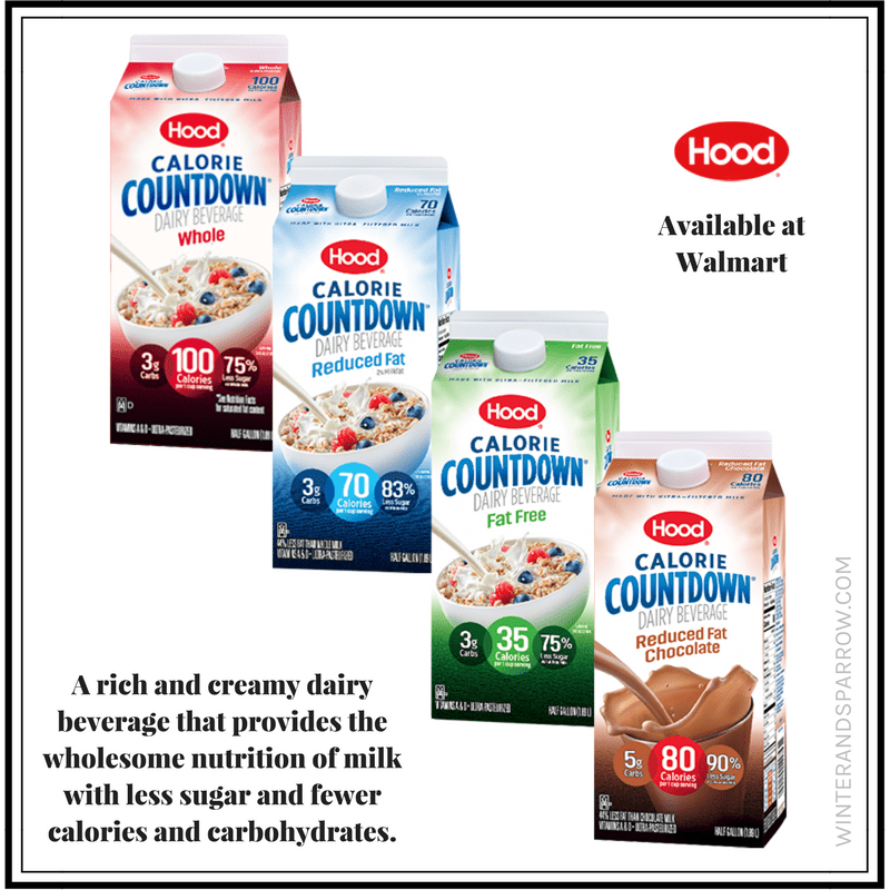 3 Simple Ways To Get More Protein #CalorieCountdown #ad #IC @HPHood winterandsparrow.com