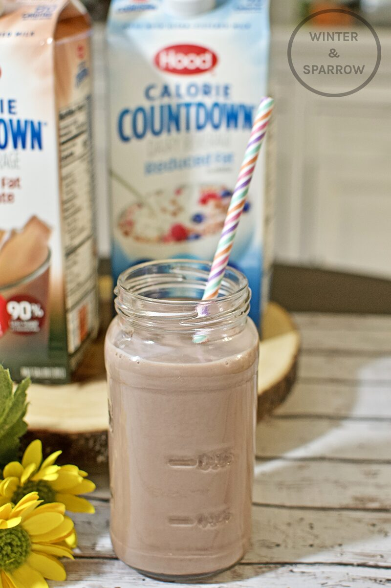3 Simple Ways To Get More Protein #CalorieCountdown #ad #IC @HPHood winterandsparrow.com