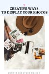 Do Frames Differently:  7 Creative Ways To Display Your Photos