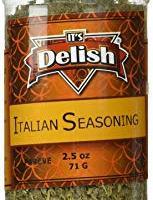 Italian Seasoning by Its Delish, Medium Jar, 2.5 oz