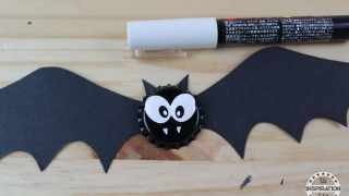 Halloween Craft Ideas For Toddlers Bat Magnet