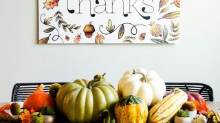 FREE Thanksgiving Backdrop of the Month by Lindi Haws of Love The Day