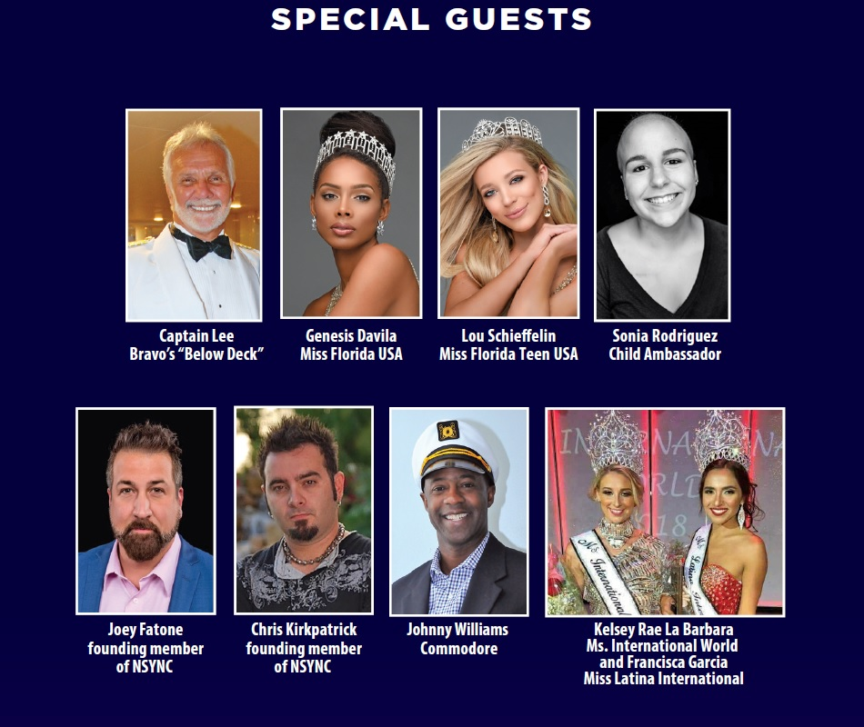 2018 special guests