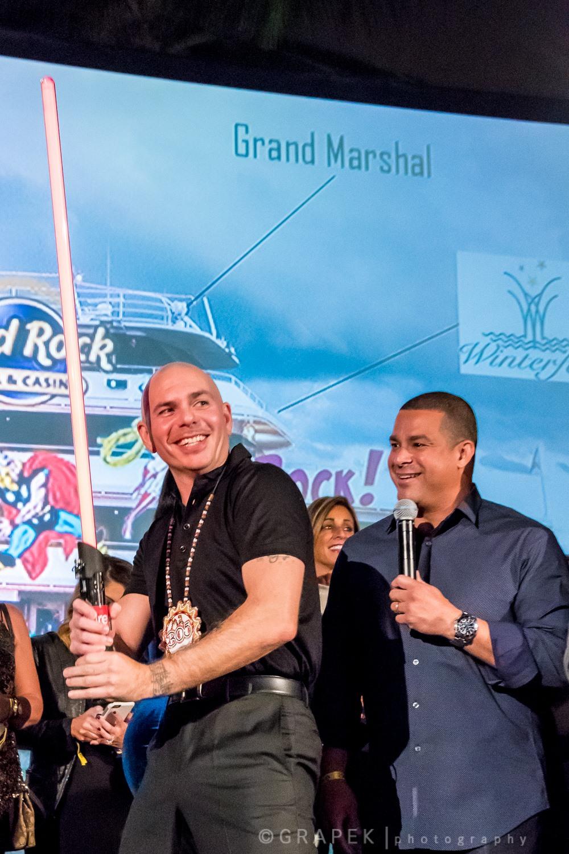 2016 Grand Marshal Pitbull