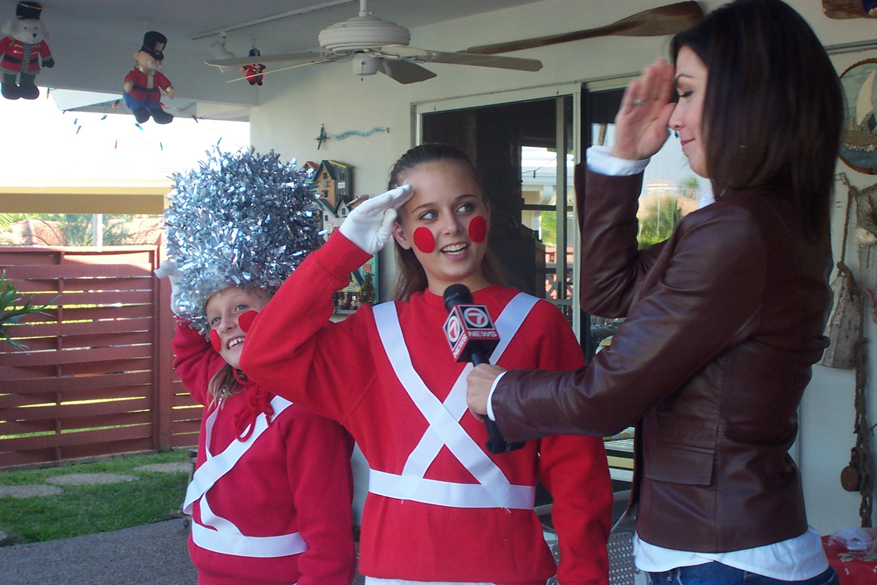 2003 Learning the Salute