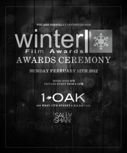 WFA 2012 Awards Ceremony & After-Party @1Oak