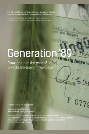 Generation '89 - Growing Up in the Year of Change