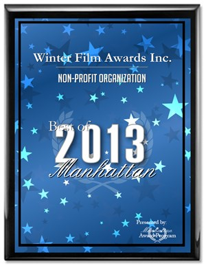 Manhattan Award 2013