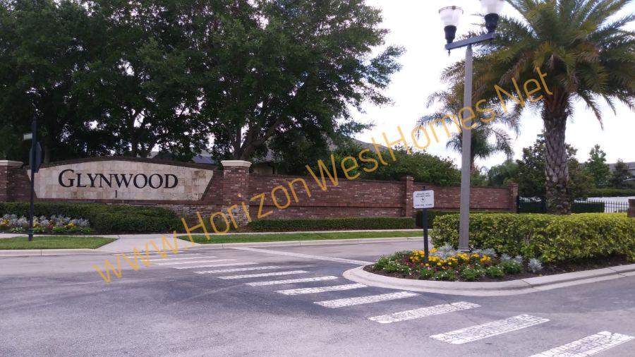 Glynwood Homes for sale. Winter Garden Florida real estate. Gated Community
