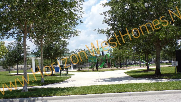 Play Ground at Independence Winter Garden