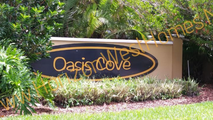 Oasis Cove homes for sale in Windermere Florida