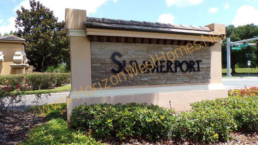 Summerport WIndermere Florida