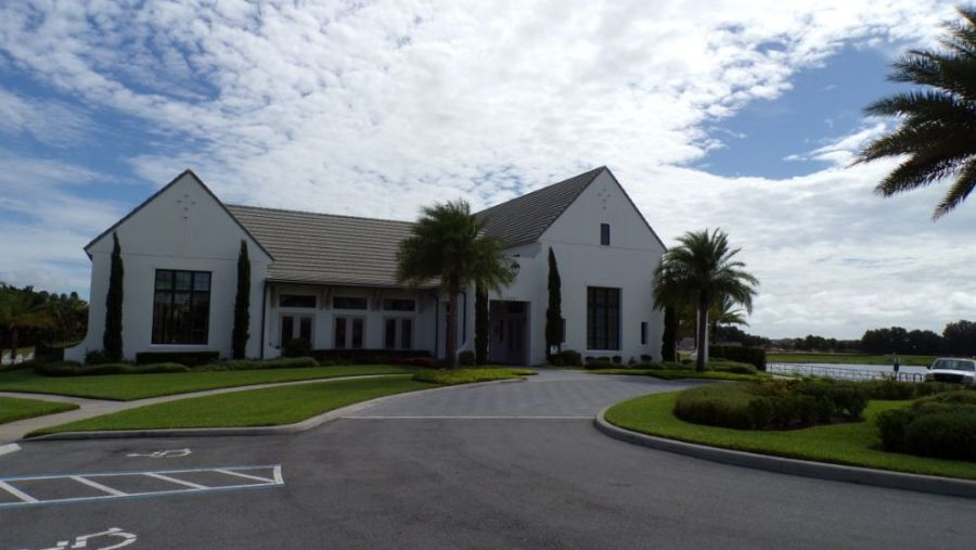 Lakeshore Clubhouse in Winter Garden. New homes for sale