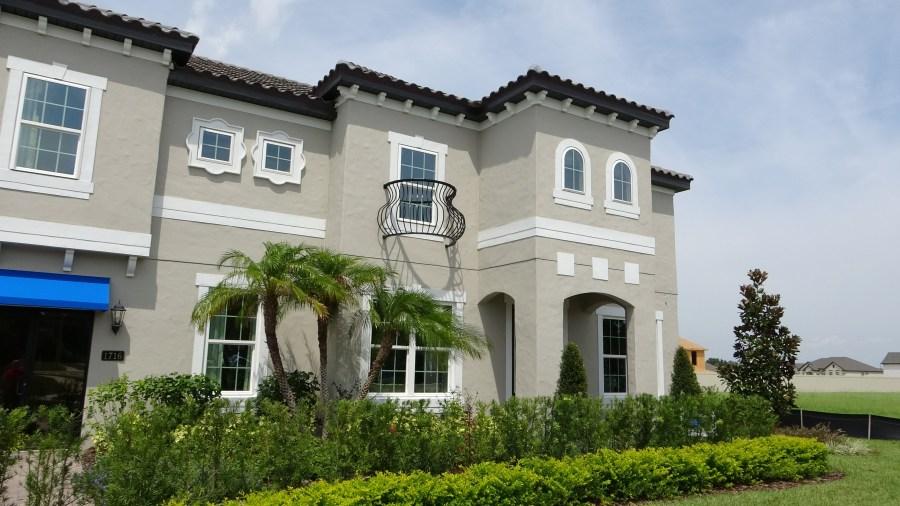 Winter Garden New Homes for sale - Mcallister Landing - Meritage Homes for Sale - Kerrville Model