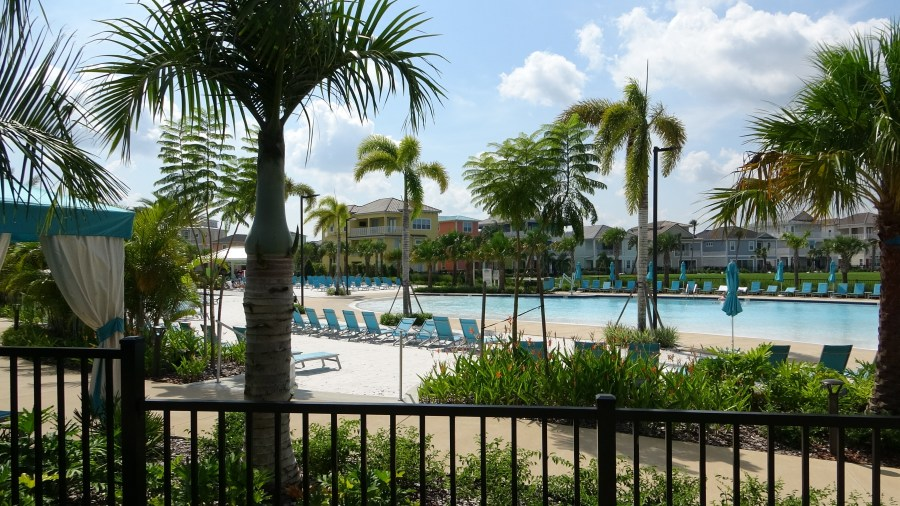 Margaritaville Orlando Resort New Cottages Homes For Sale in Kissimmee. Resort Pool.