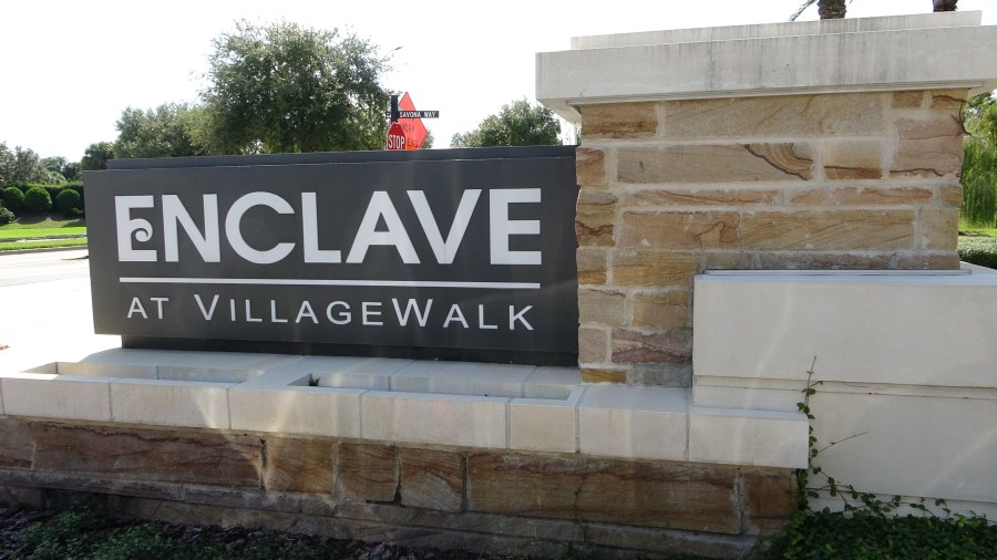 The Enclave At VillageWalk Luxury Homes For Sale in Lake Nona