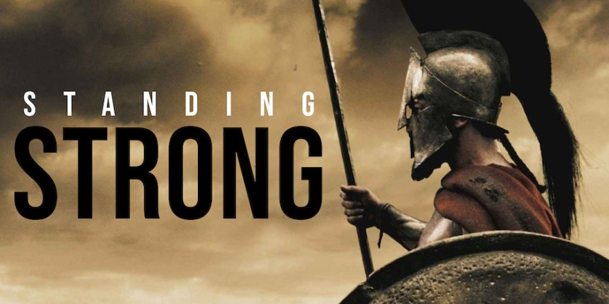 Standing Strong