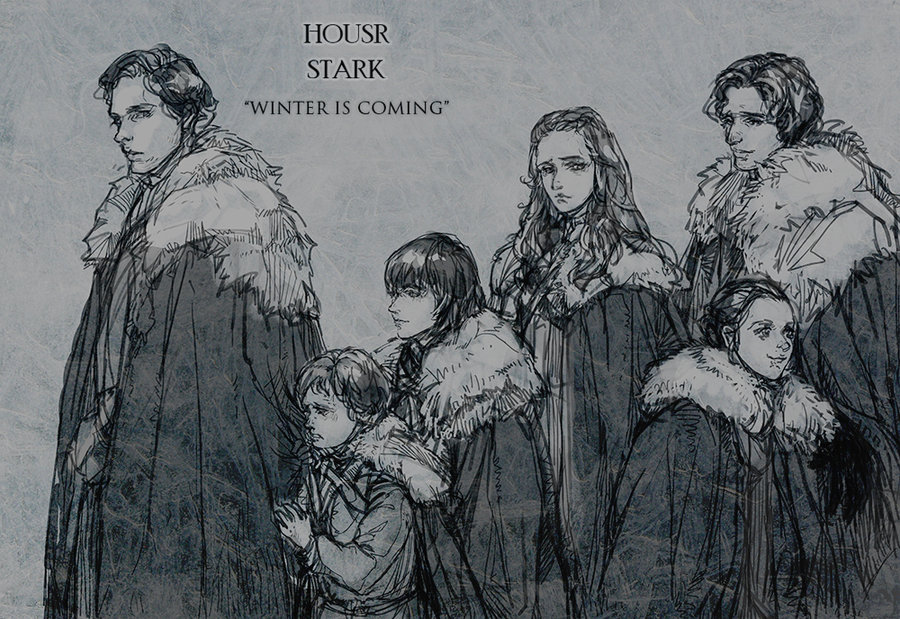 When The Snow Falls And The White Wind Blows Wallpaper Game Of Thrones Theorycrafting The Pack Survives Winter
