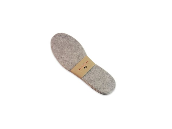 felted insole