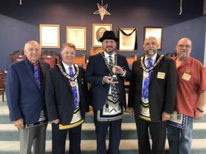 Winter Park Lodge Grand Officers