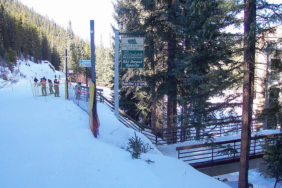 Iron Horse Resort at Winter Park  Moose Real Estate