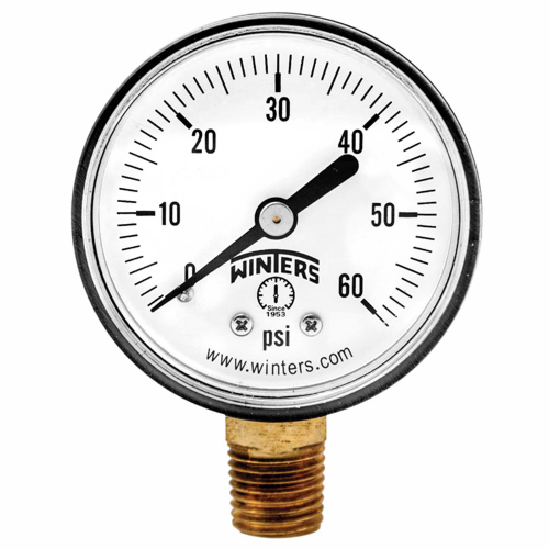 Winters Special Application Pressure Gauges
