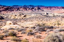 1013 Landscape at the Valley of Fire