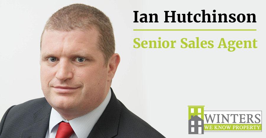 Ian Hutchinson - Senior Sales Agent