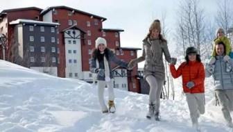 Luxe skidorpen Frankrijk, Italië, Zwitserland
