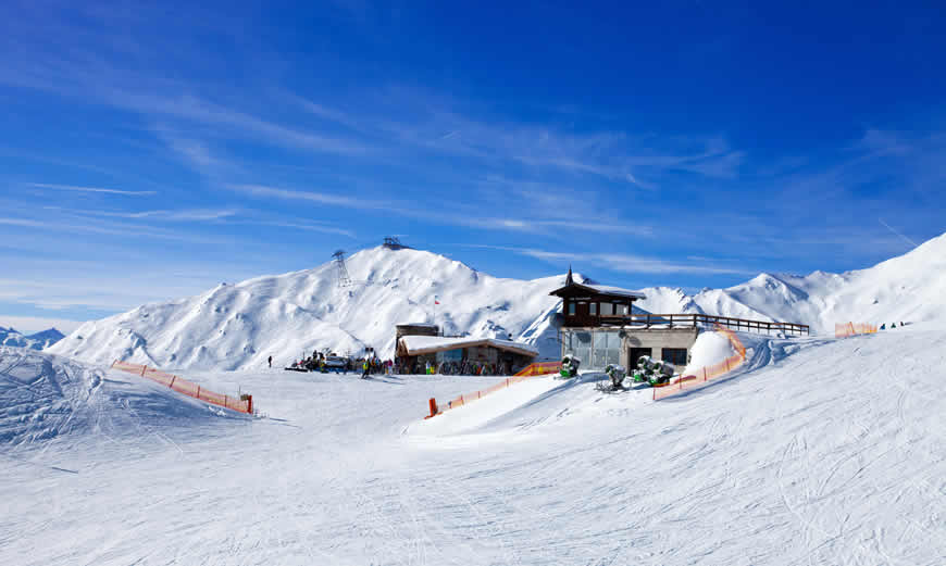 Sneeuwzekere wintersport