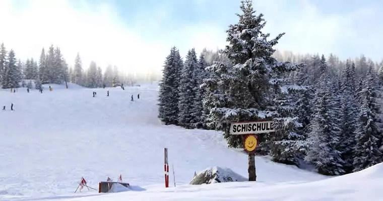 Wintersport in Gerlos