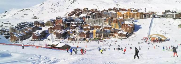Opening Skiseizoen Val Thorens