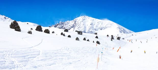 Wintersport Andorra met Snowtime Travell