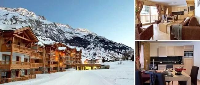 Wintersport Frankrijk met 6 daagse skipas