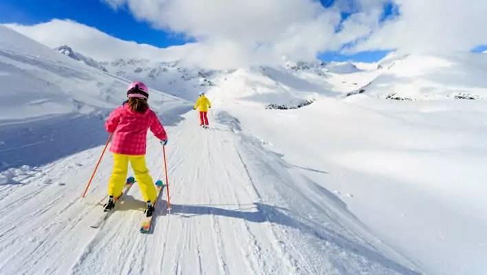 Wintersport in Ellmau