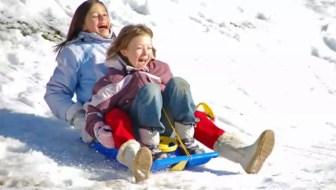 Wintersport Vogezen met kinderen