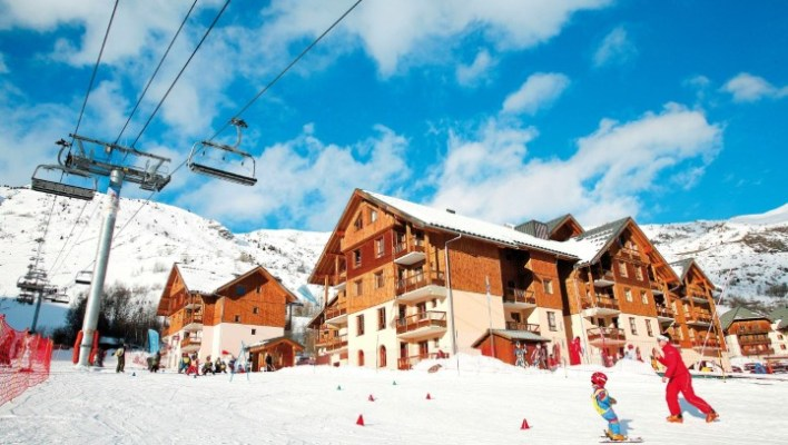 Wintersport in skigebied Saint Sorlin (Les Sybelles): tips en aanbiedingen!