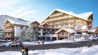 Résidence L'Ours Blanc Les 2 Alpes