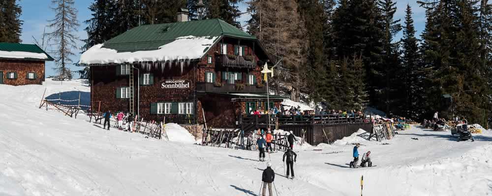 Luxe hotel wintersport Kitzbuhel