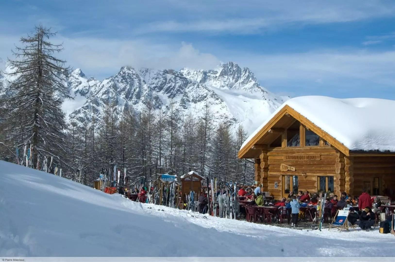 après-ski in Puy Saint Vincent