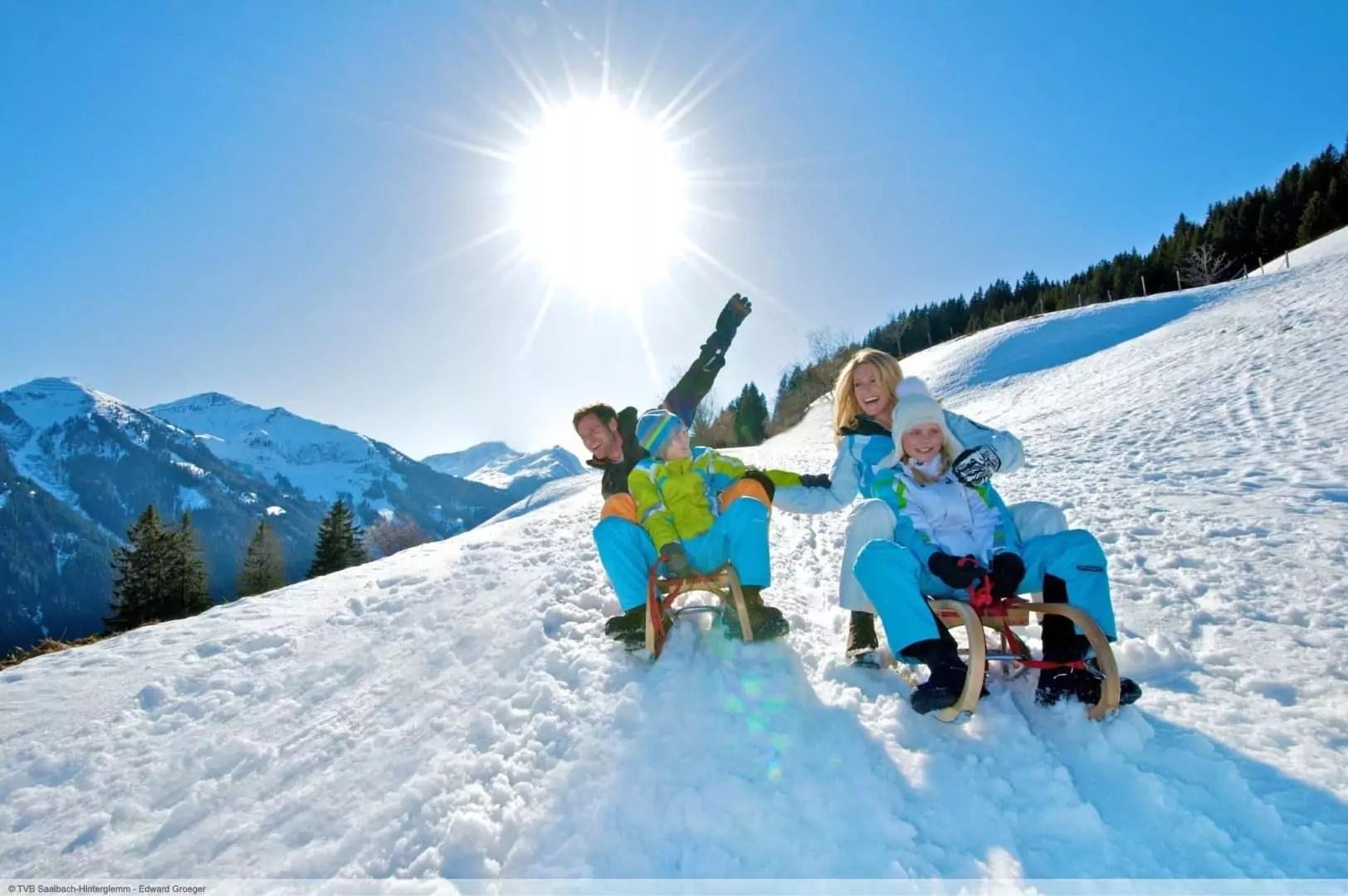 après-ski in Saalbach
