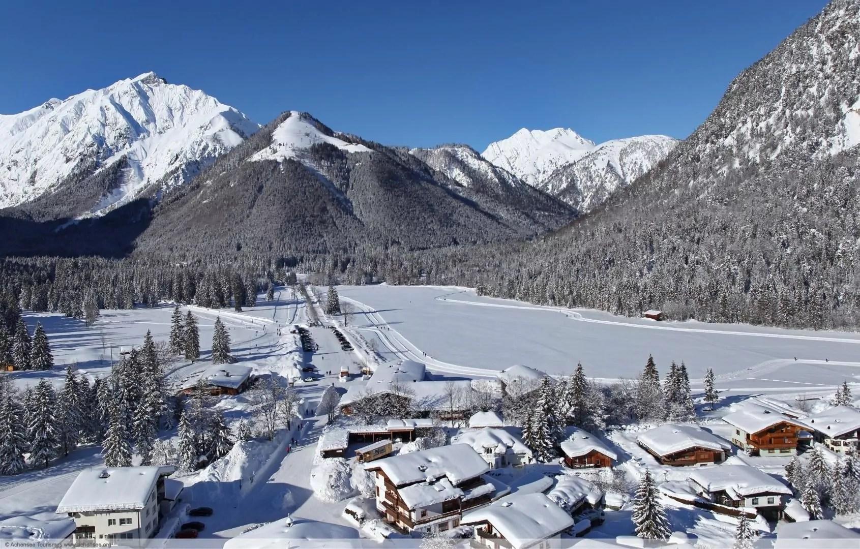 wintersport en aanbiedingen in Pertisau