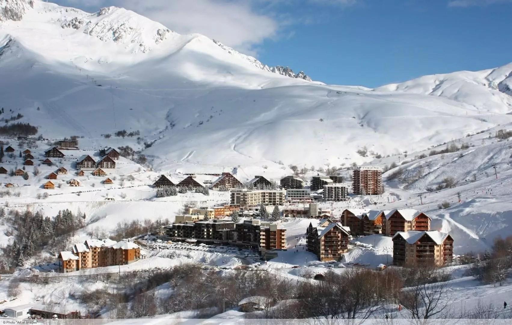 wintersport en aanbiedingen in St. François-Longchamp