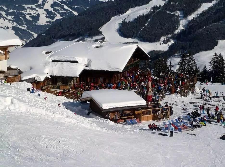 après-ski in St. Ulrich am Pillersee