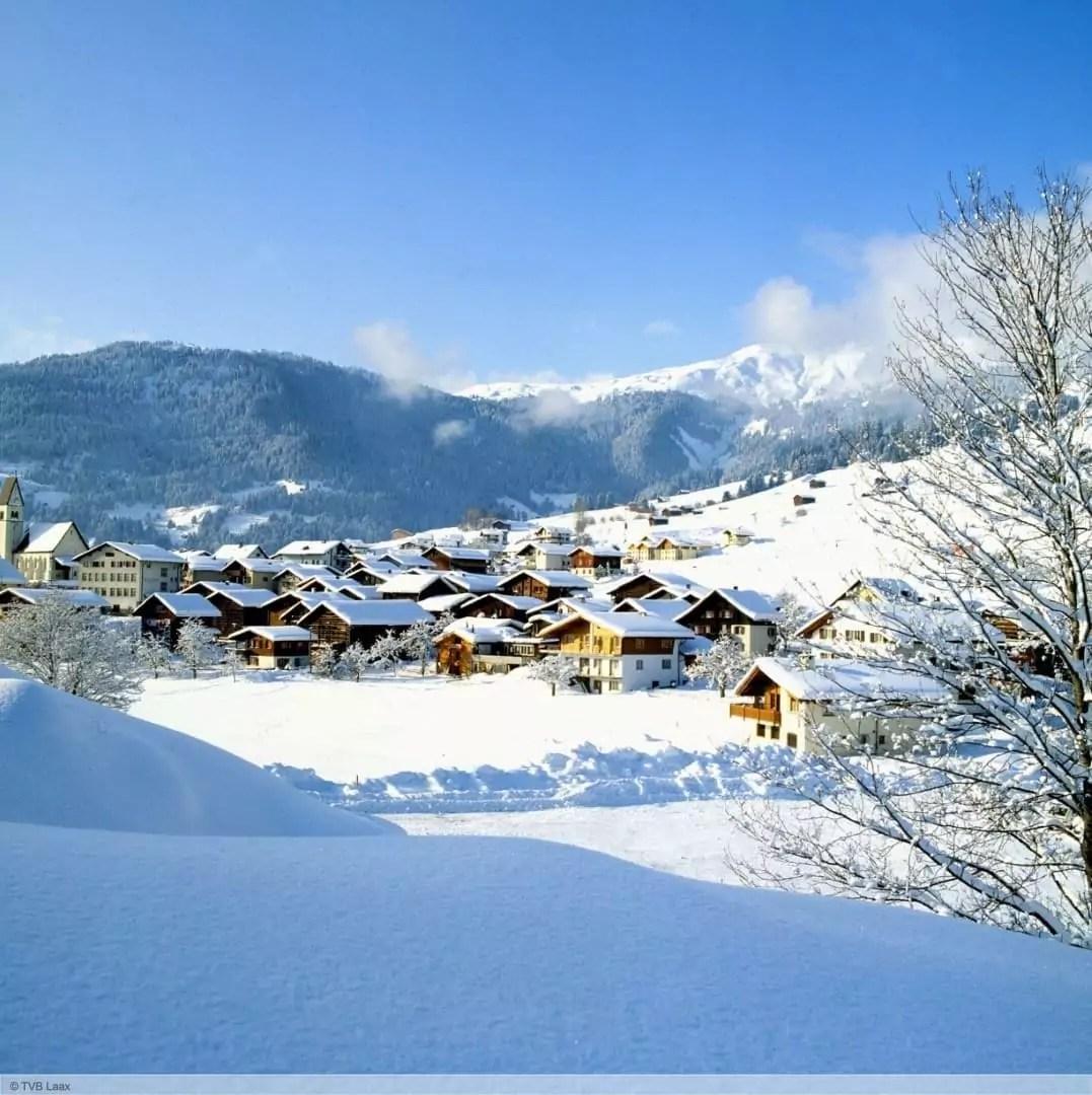 wintersport en aanbiedingen in Flims Laax Falera