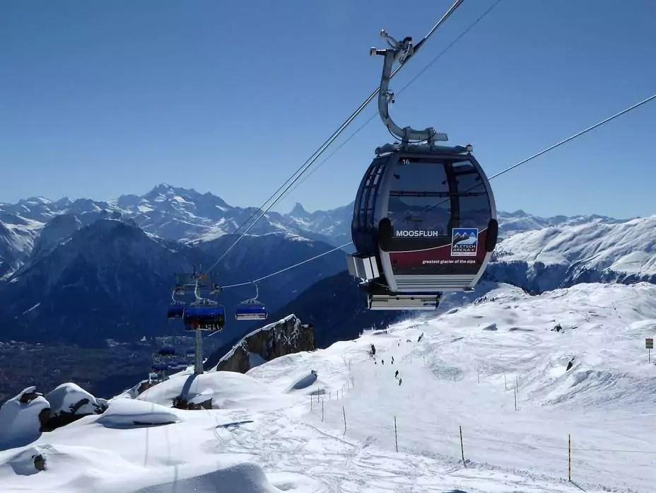 wintersport en aanbiedingen in Fiesch