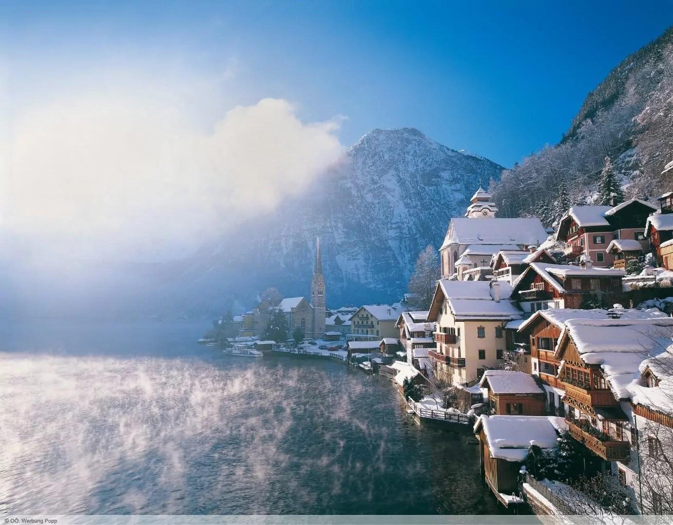 wintersport en aanbiedingen in Hallstatt