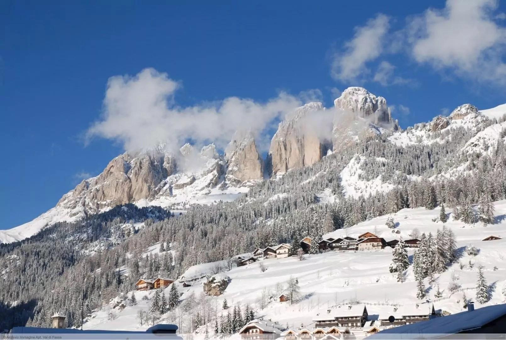 wintersport en aanbiedingen in Campitello