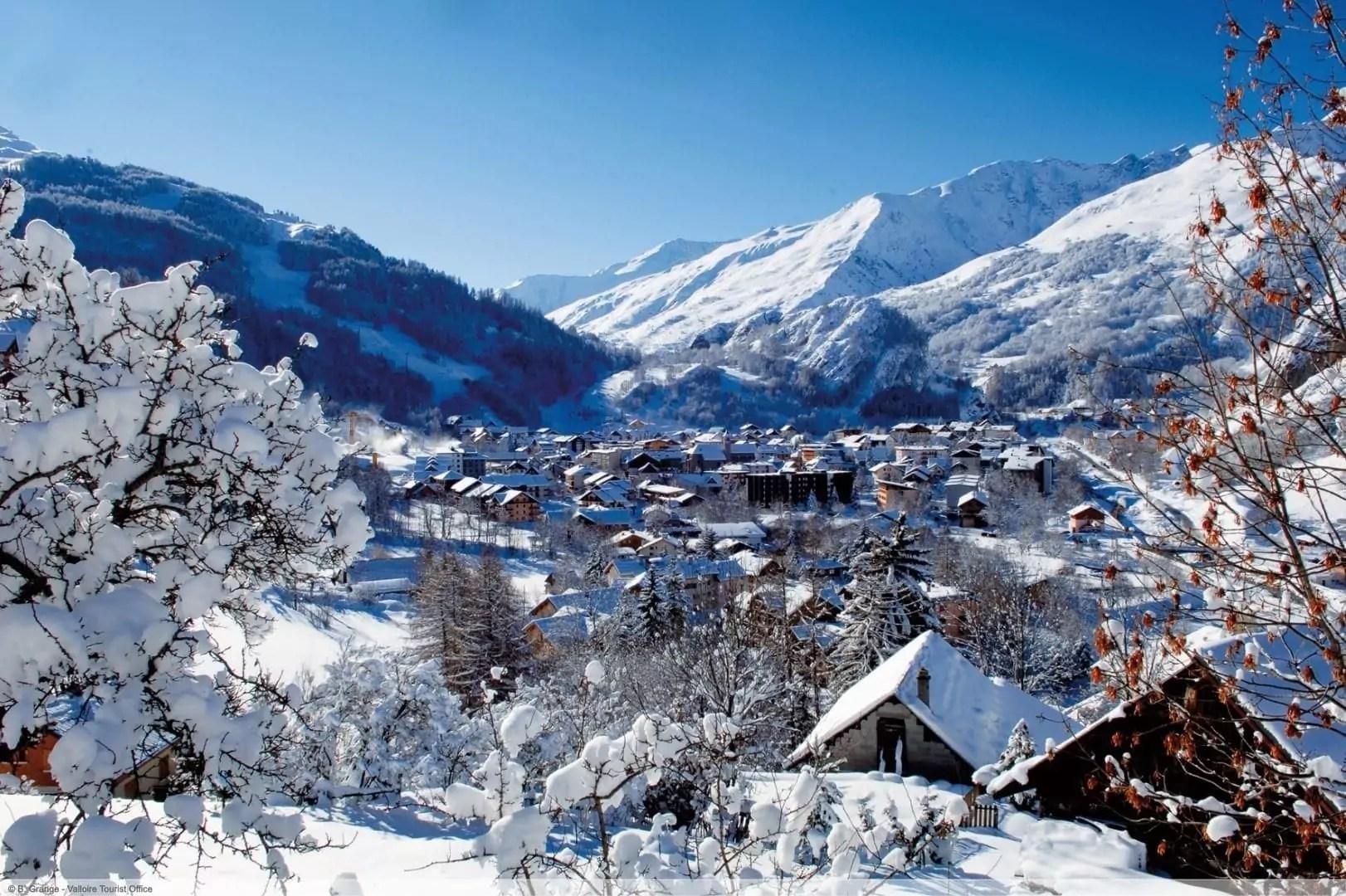 wintersport en aanbiedingen in Valloire